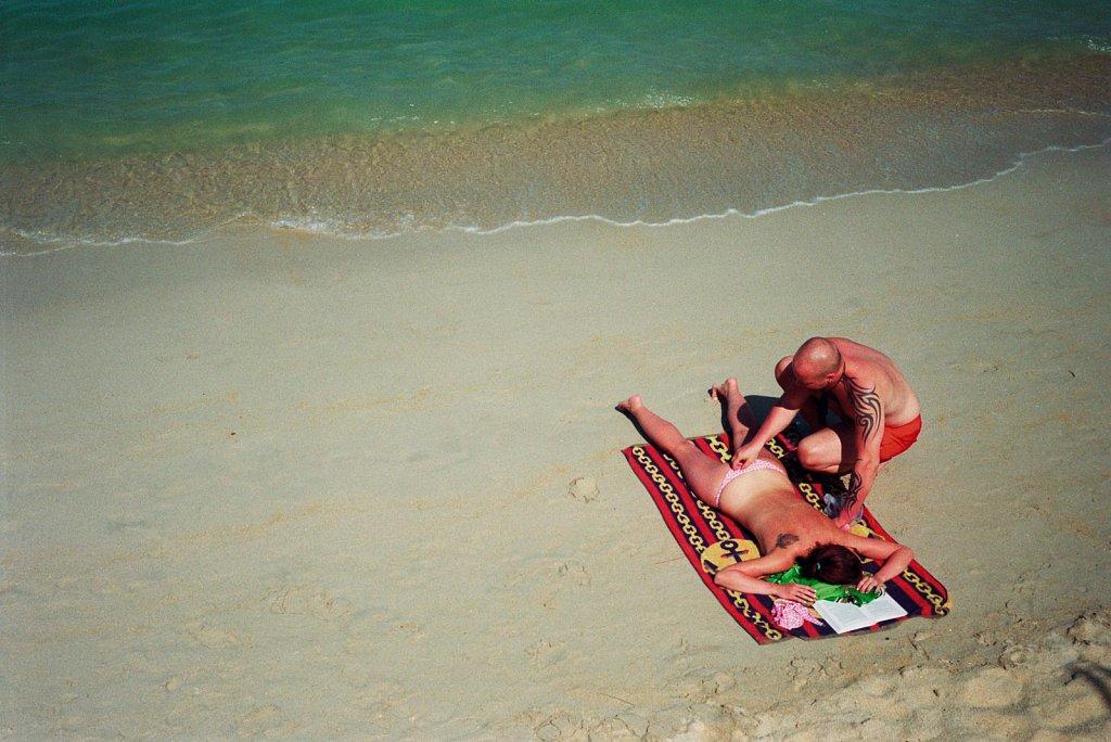 Koh-Samui beach-Thailand