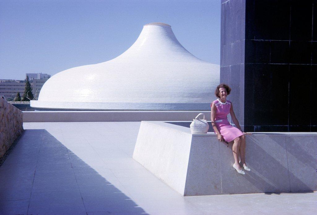 Ruth-Reik-Jerusalem 1966