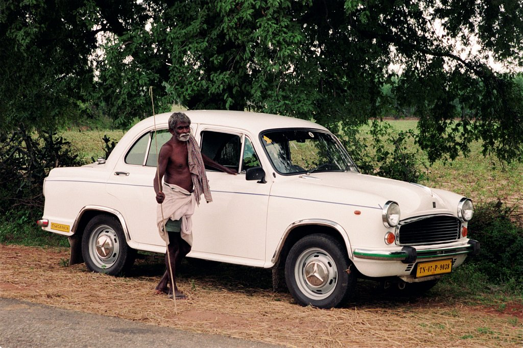 Ambassador-car-India