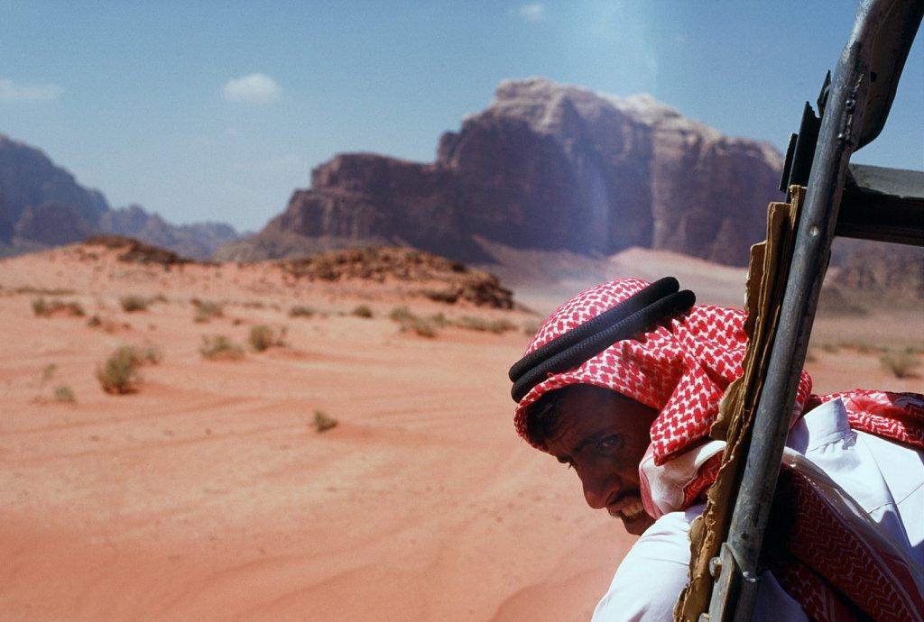 Jordan-Wadi-Rum