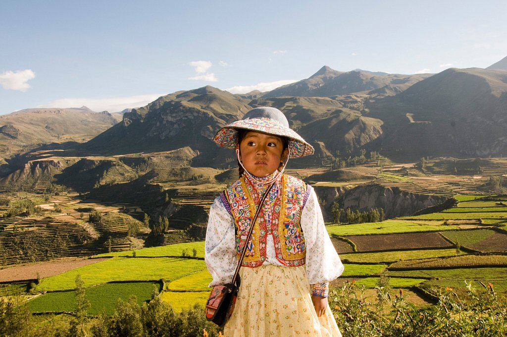 Peru-Colca-Canyon