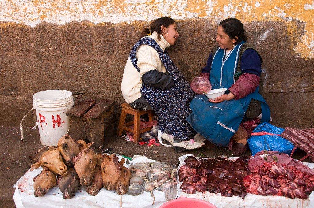 Peru-Cusco-market