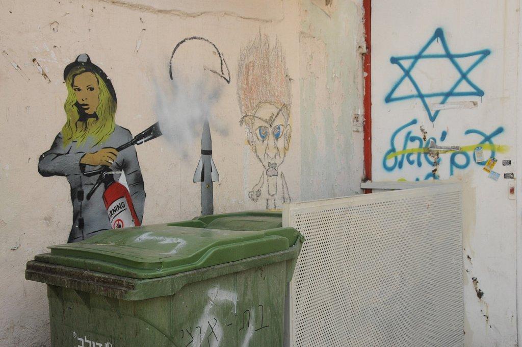 Graffiti-Tel-Aviv