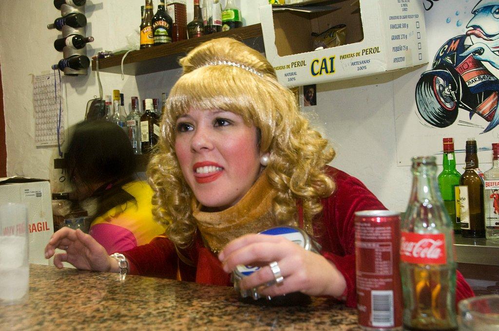 Carnival-bartender