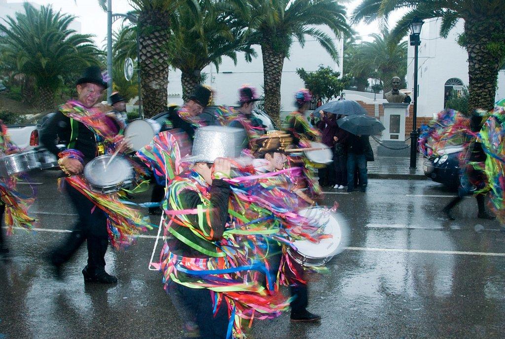 -Vejer Carnival-parade