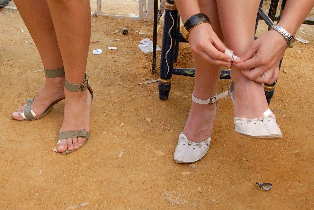 feria feet