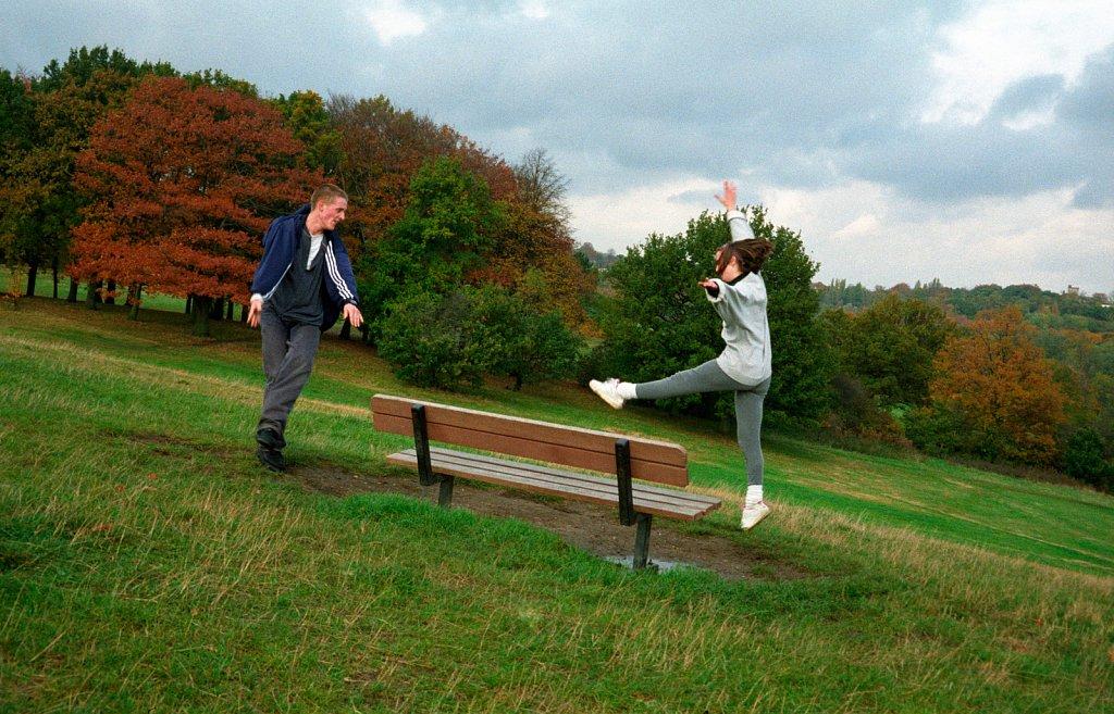 Dancing-bench